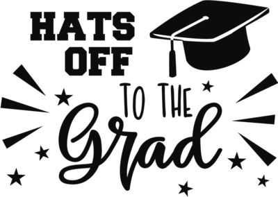 Hats Off To The Grad