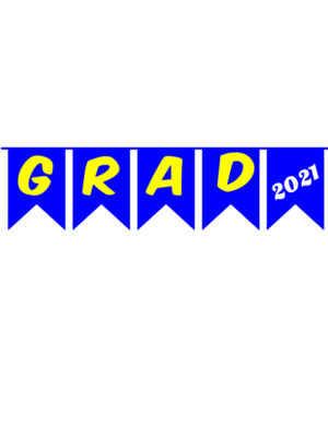 Grad Banner - Changeable year