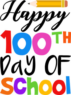 Happy 100th Day of School 2