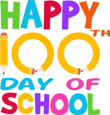 Happy 100th Day of School 1
