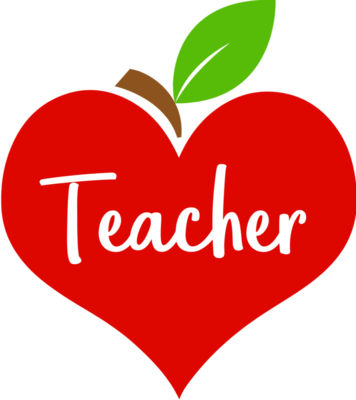 Apple Heart Teacher
